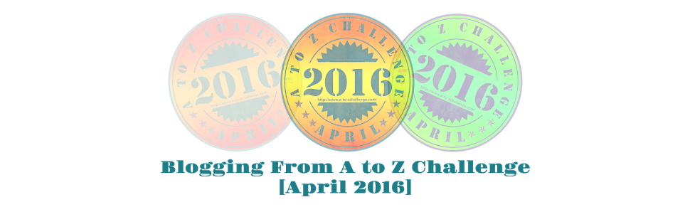 a-to-z HEADER [2016] - april